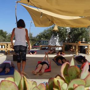 Stage Yoga et Détente au Portugal