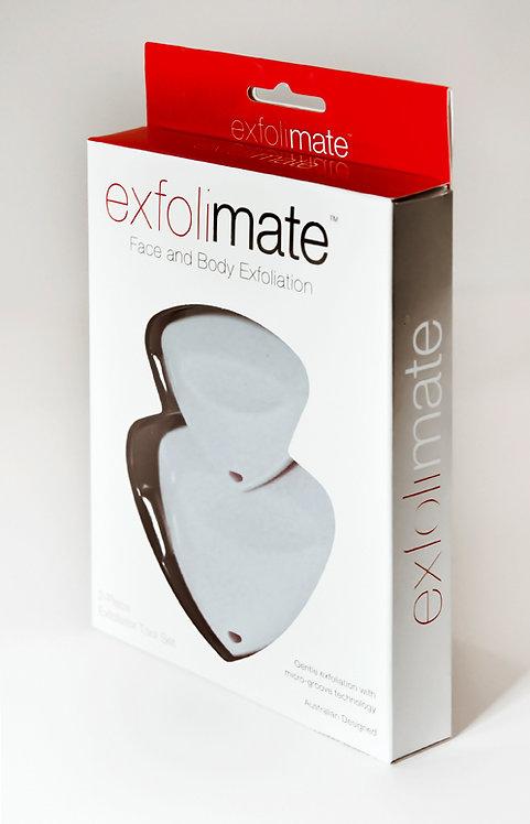 Exfolimate 2 -Piece Exfoliator Tool Set