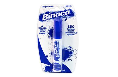 BINACA Aeroblast (peppermint)