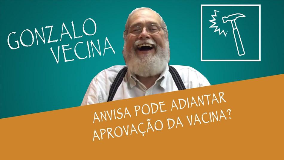ANVISA pode adiantar aprovação da vacina?