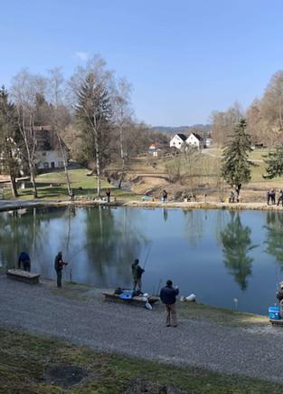 Belser Forellenzucht Angelpark