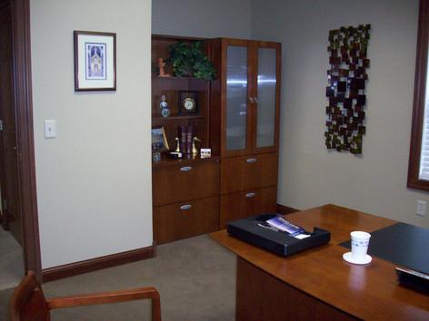 Private Office Storage