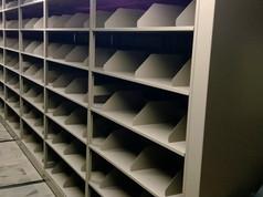 Movable Filing Shelves