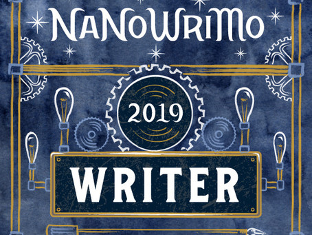NaNoWriMo Is Almost Upon Us!