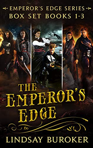 Image result for the emperor's edge