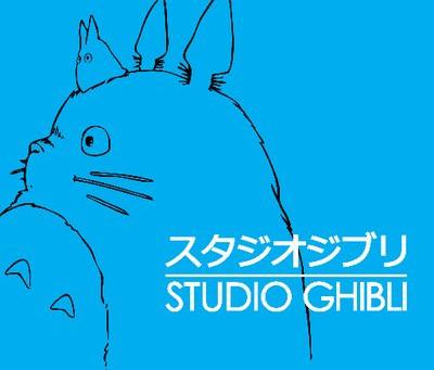 My Love of Studio Ghibli