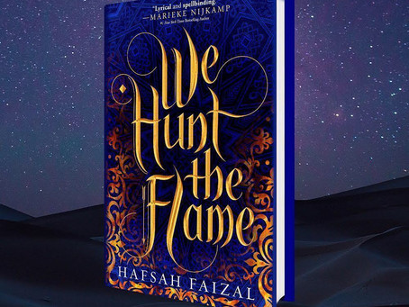 We Hunt The Flame: A Book Review