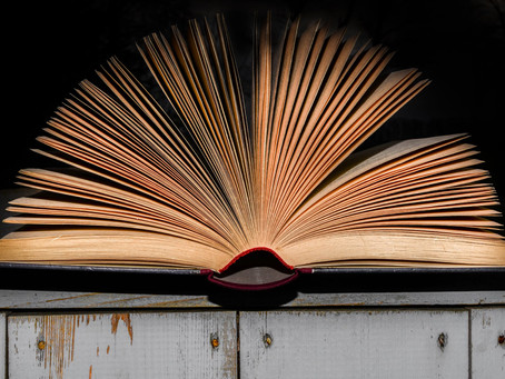 Why I Love Re-reading Books