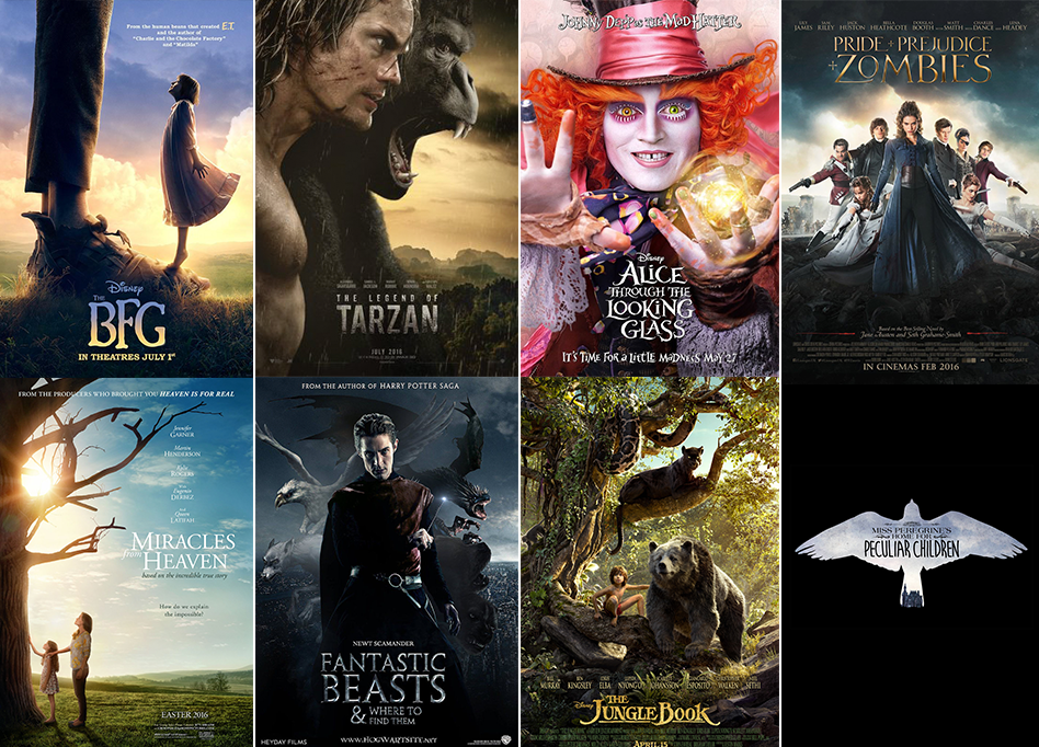 Image result for book to movie adaptations