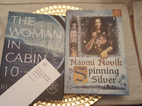 Is It Worth It? My First Book of the Month Box