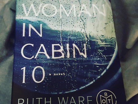 The Woman in Cabin 10: A Book Review