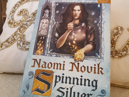 Spinning Silver: A Story of Interwoven Lives, Fate and the Cold