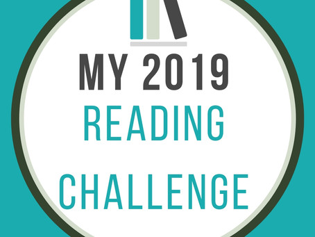 An Update on My 2019 Reading Challenge