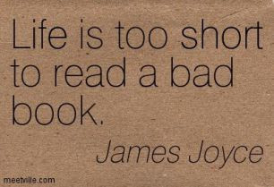 It's Okay to Not Like A Popular Book (or Author)