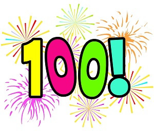 Image result for happy 100