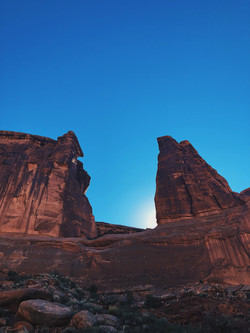 Arches National Park, Moab, UT.