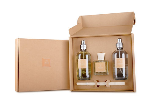 Gift Set for Home Caramelized Vanilla