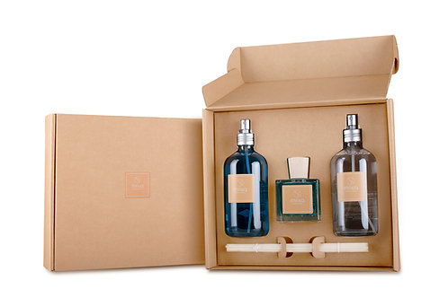 Gift Set for Home Talc Musk