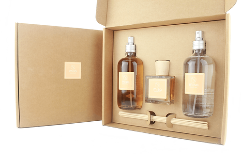 Gift Set for Home Sandalwood
