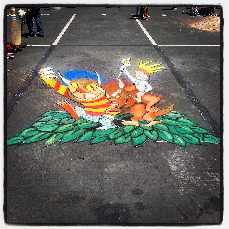 Chalk Festival Reno, NV.