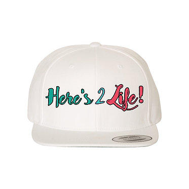 Here's 2 Life Hat