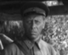 А.Д.Папанов в роли комбрига Серпилина