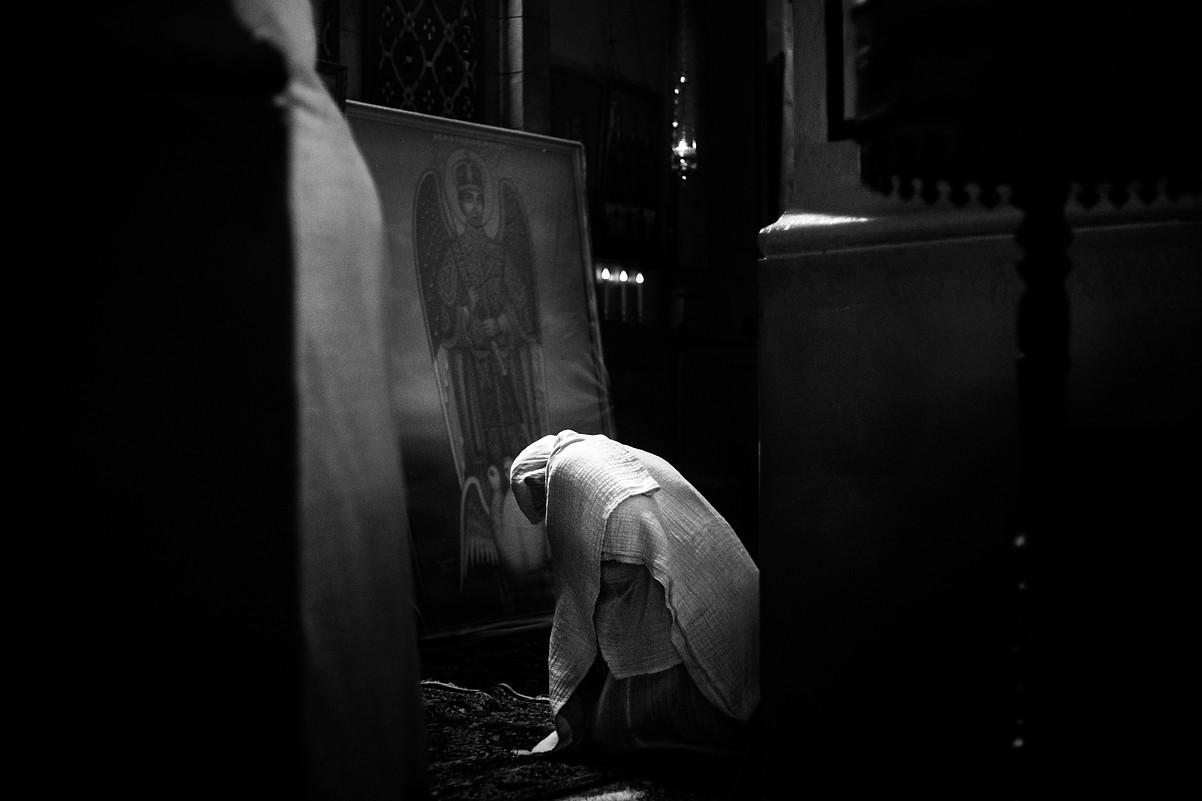 """""""הכנסייה האתיופית"""""""