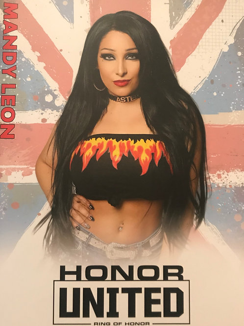 ROH Honor United EXCLUSIVE 8x10