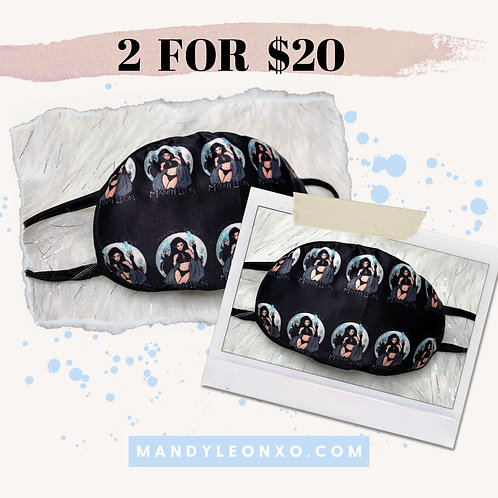 2 FOR $20 - Mandy ROH Mask