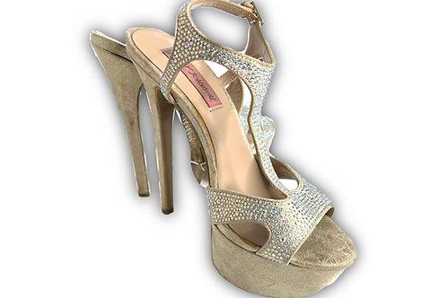Wrestling Crystal Heels (Designer)