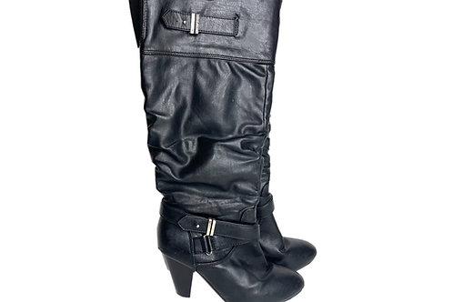 Ring Worn Heel Boots