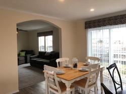 Dining Room & Family Room