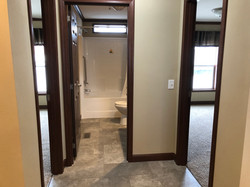 Guest Bath & Secondary Bedrooms