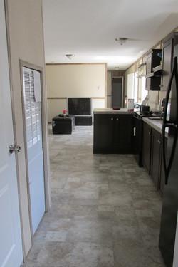 Pantry, Furnace, Kitchen Area