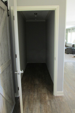 Stairwell Entrance or Pantry