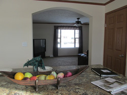 429 Kitchen and Living Room