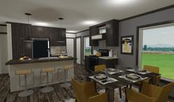 Sandalwood 28483M - Kitchen