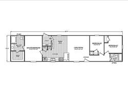 Display Home 486 Floor Plan