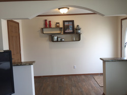 Formal Foyer with Coat Closet