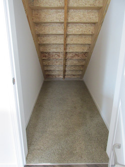 Basement Stairwell or Pantry