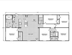 Excursion 28645M Floorplan