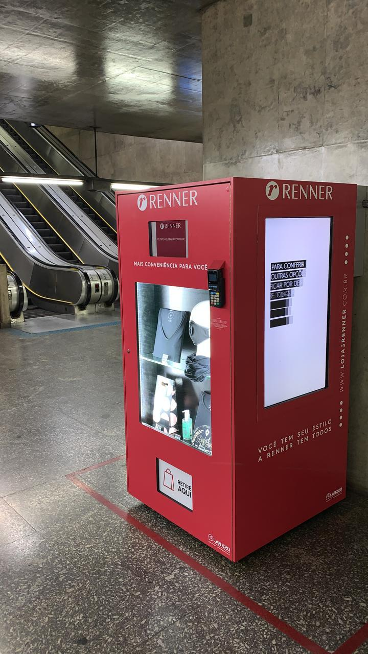 Vending Machine - Lab 220 - Renner