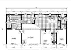 SHI3264-241 Floor Plan