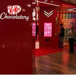 Vending Machine Lab 220 - Chocolatory