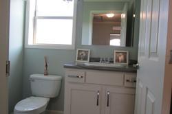 1/2 Bath in Utility Room