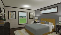 Sandalwood 28483M - Master Bedroom