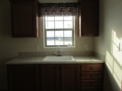 429  Utility Sink and Cabinets