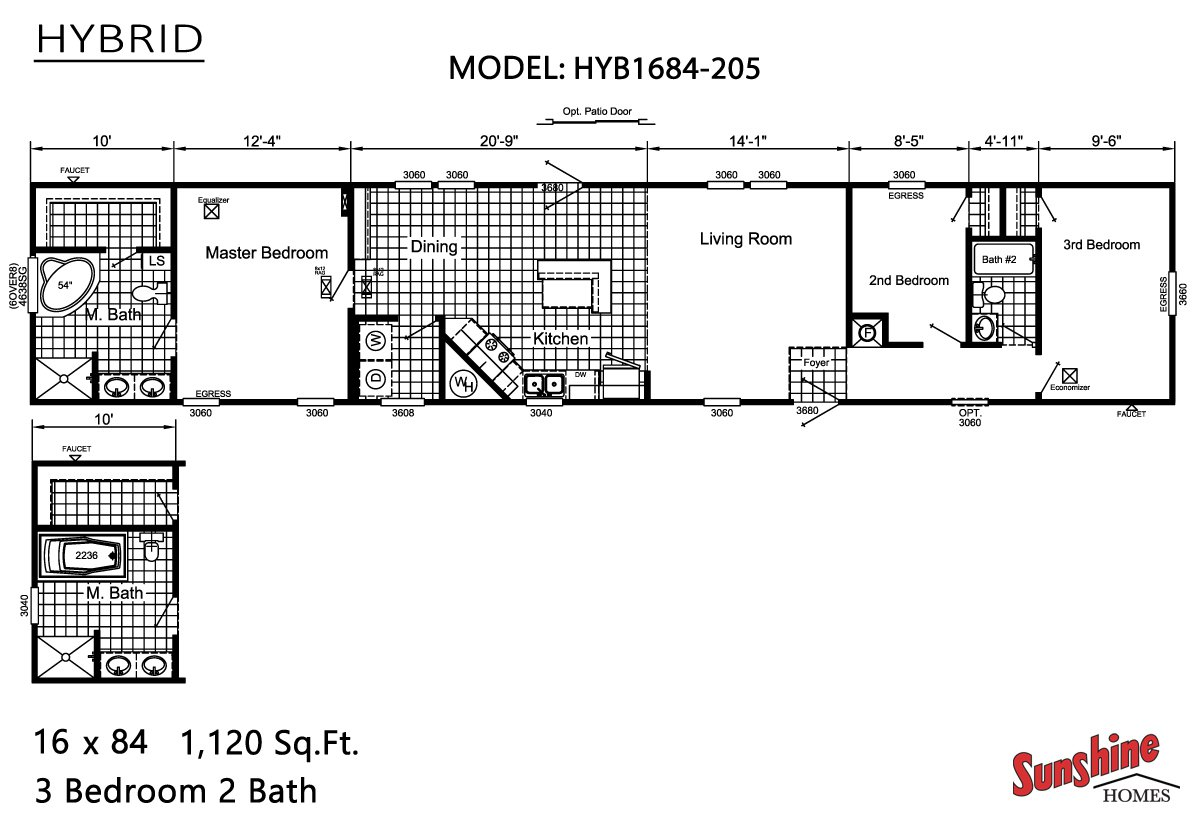 Display Home 463 Floor Plan