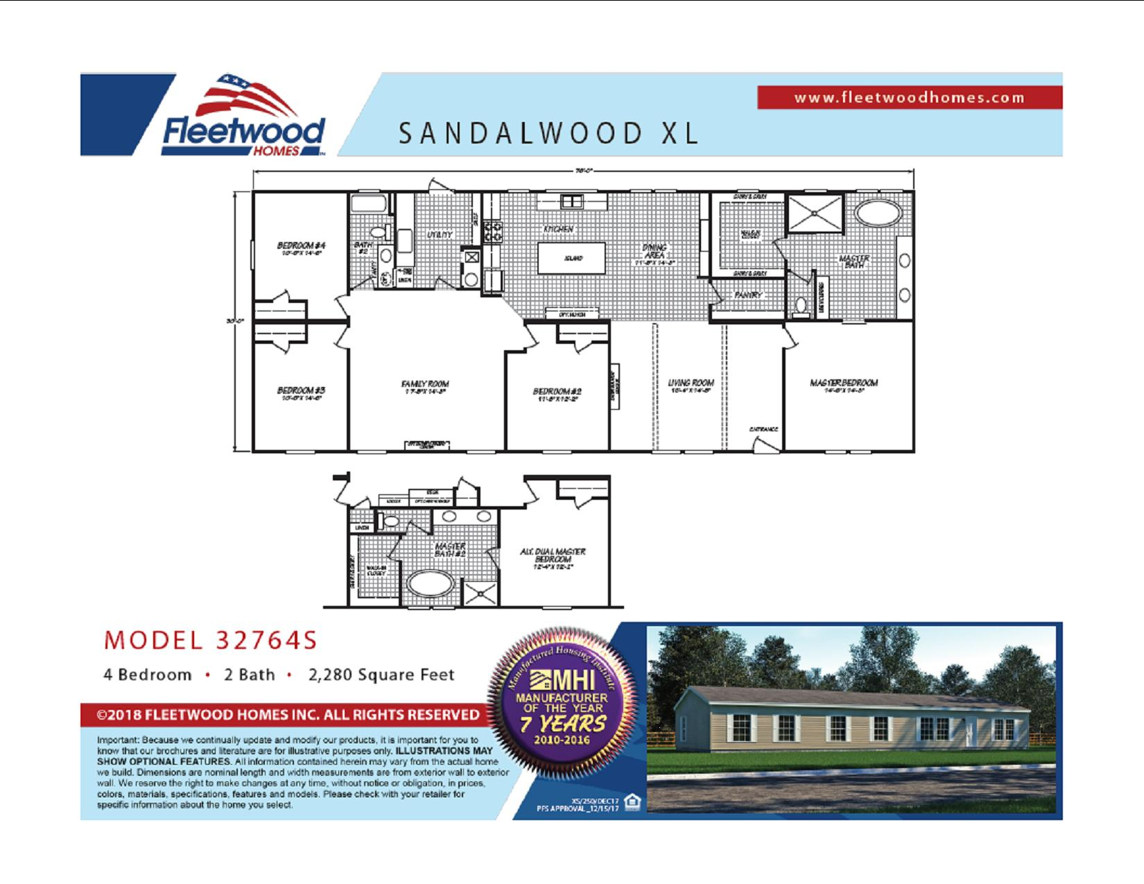 Display Home 469 Floor Plan