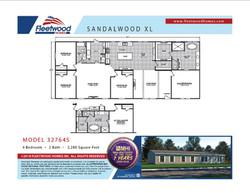 Display Home 469 Floor Plan